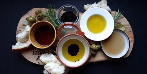 Kun je bakken met extra vierge olijfolie
