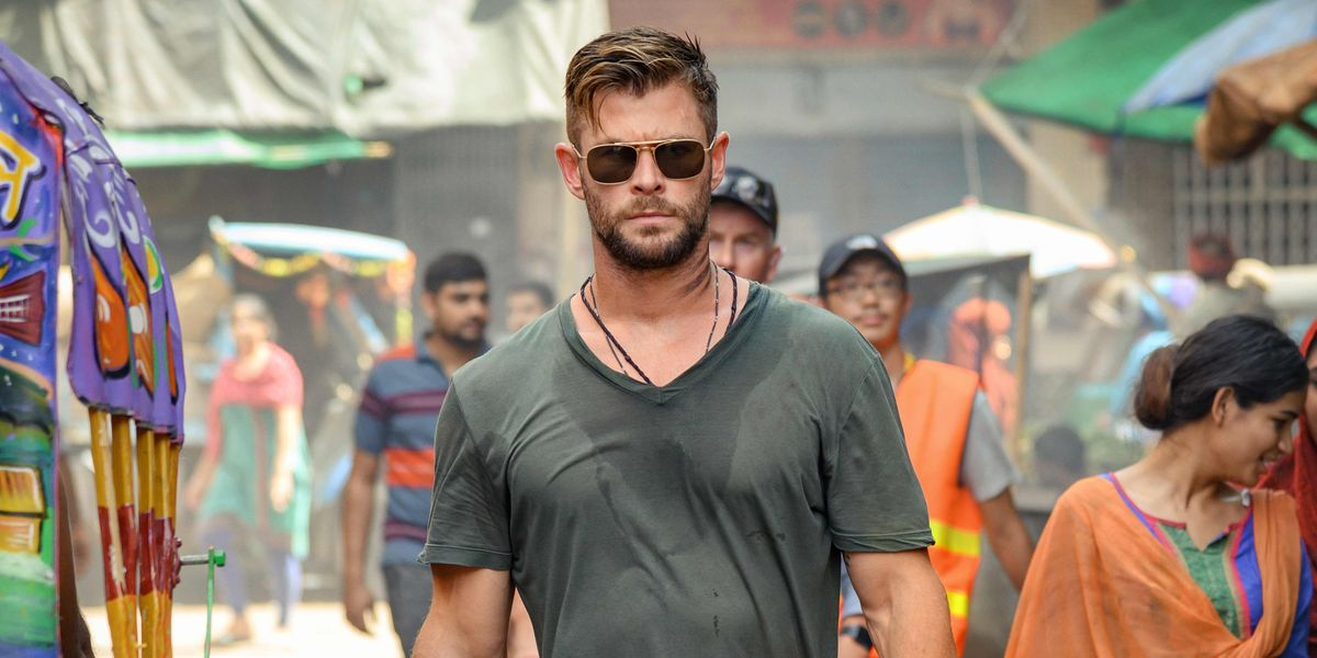 Netflix releases new look at Chris Hemsworth in new movie Extraction