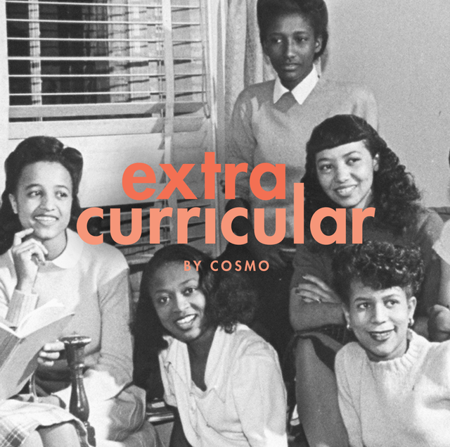extracurricular by cosmo