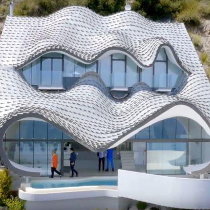 Architecture, Property, House, Building, Real estate, Design, Urban design, Facade, Residential area,