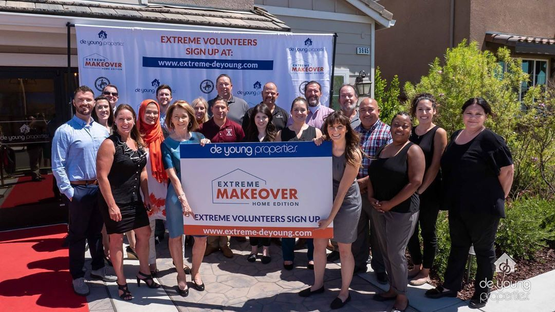 'Extreme Makeover: Home Edition' Will Be Renovating One of Its First Homes in This City