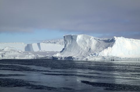 An Iceberg Twice the Size of New York City Is Poised to