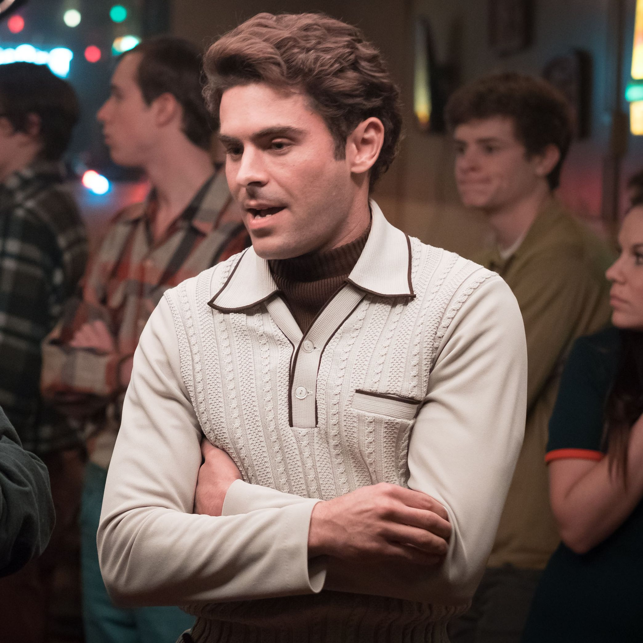 Zac Efron plays Bundy in Netflix's Extremely Wicked, Shockingly Evil and Vile