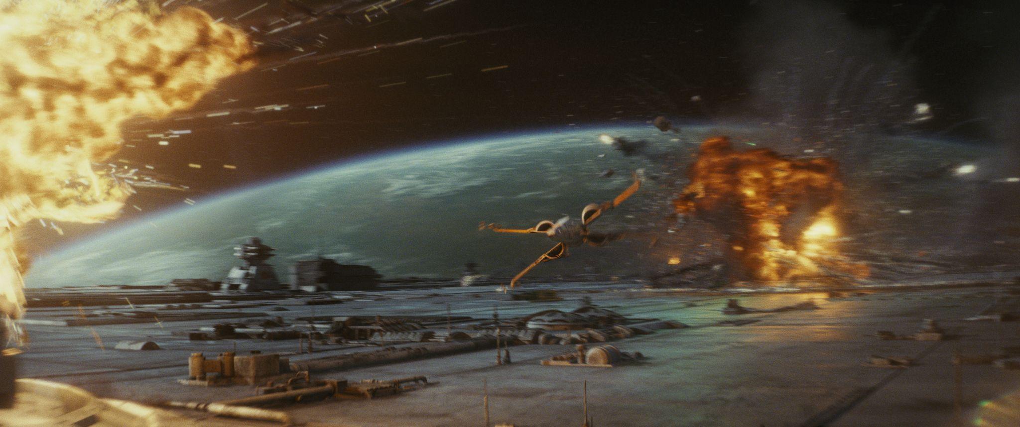 'The Last Jedi' Is the History of Human Warfare in Reverse