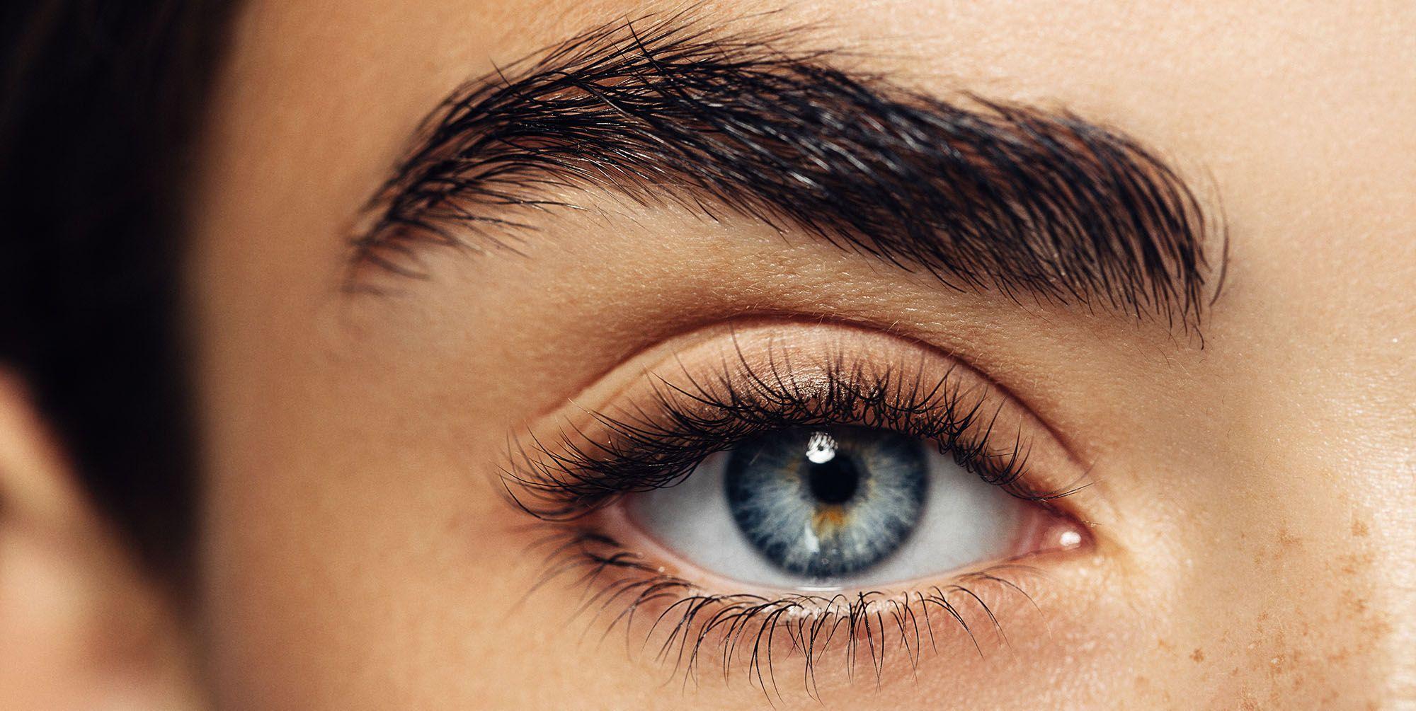 Rubbing eye looks like sex
