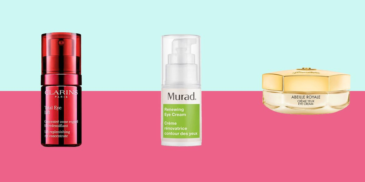 25 best anti-ageing eye creams, tried and tested