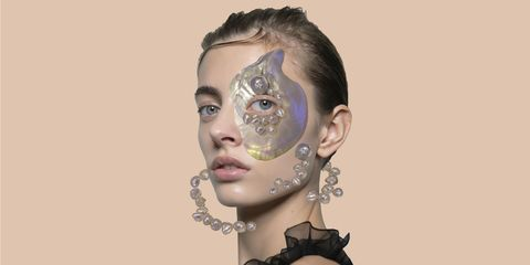 Face, Skin, Forehead, Head, Cheek, Beauty, Eyebrow, Nose, Ear, Chin,