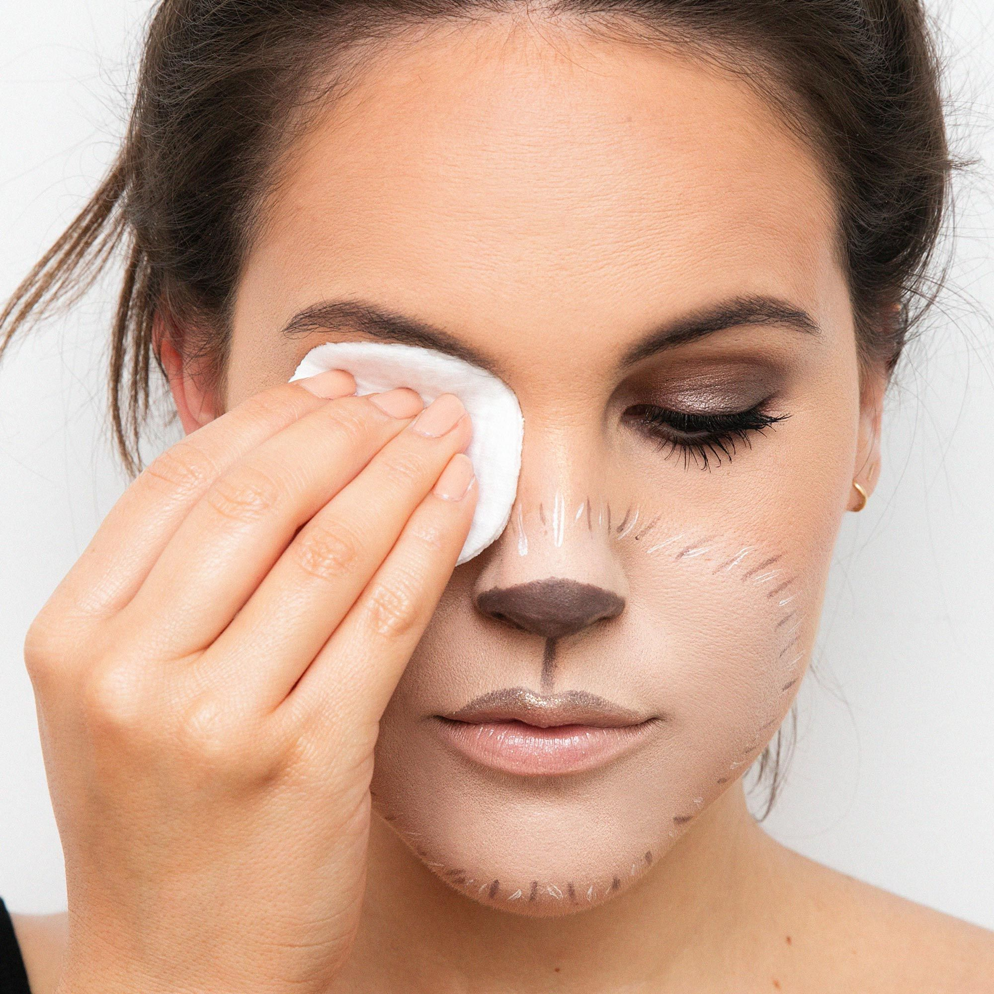 9 Foolproof Ways to Remove the Difficult Halloween Makeup You Applied Tonight