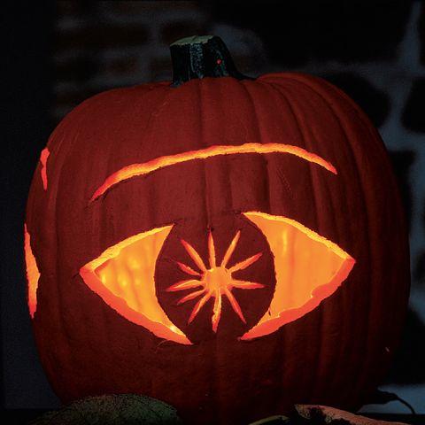 eye spy pumpkin