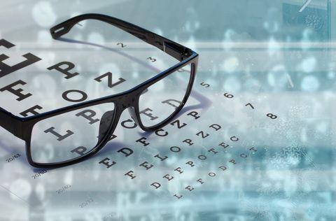 視力検査 イメージ
