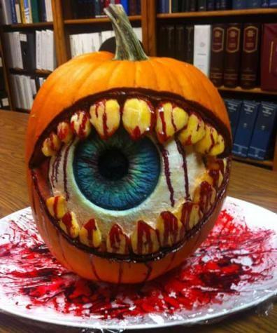 Creative halloween pumpkin carving ideas awesome jack o