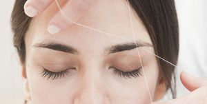 Eyebrow Threading - What to expect the first time