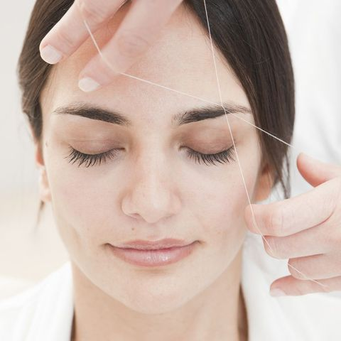 Eyebrow threading: What to expect the first time you have it done
