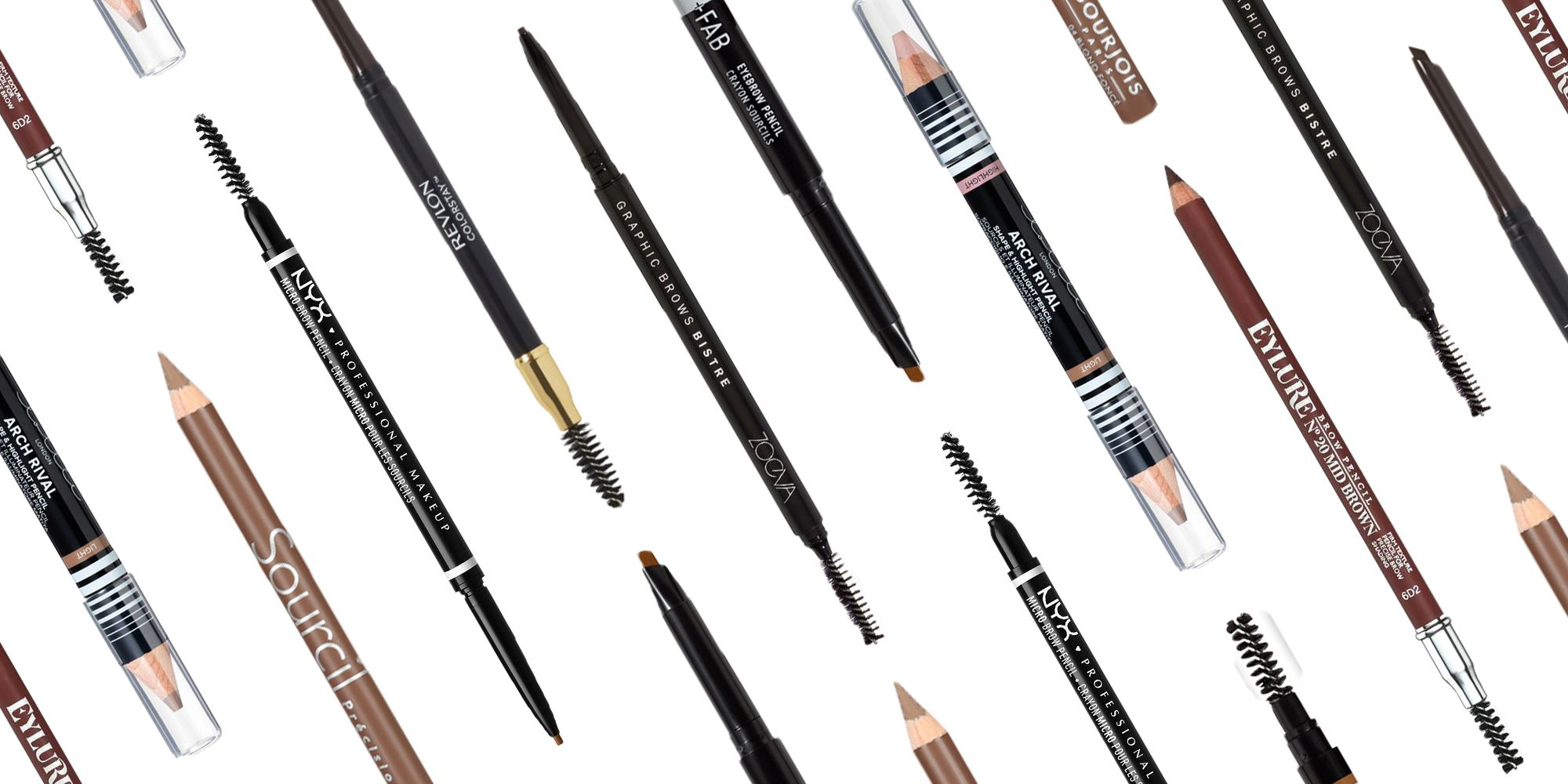 Eyebrow Pencil 11 Of The Best Eyebrow Pencils Under 10
