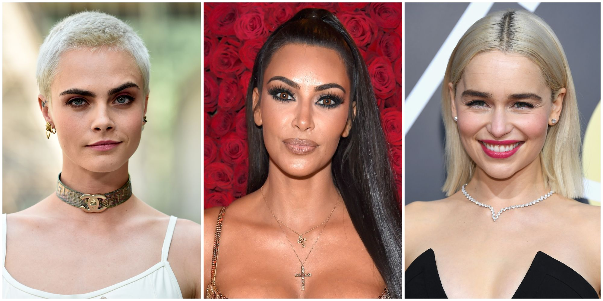 The 15 Most Googled Celebrity Brows Of 2018 For All Your