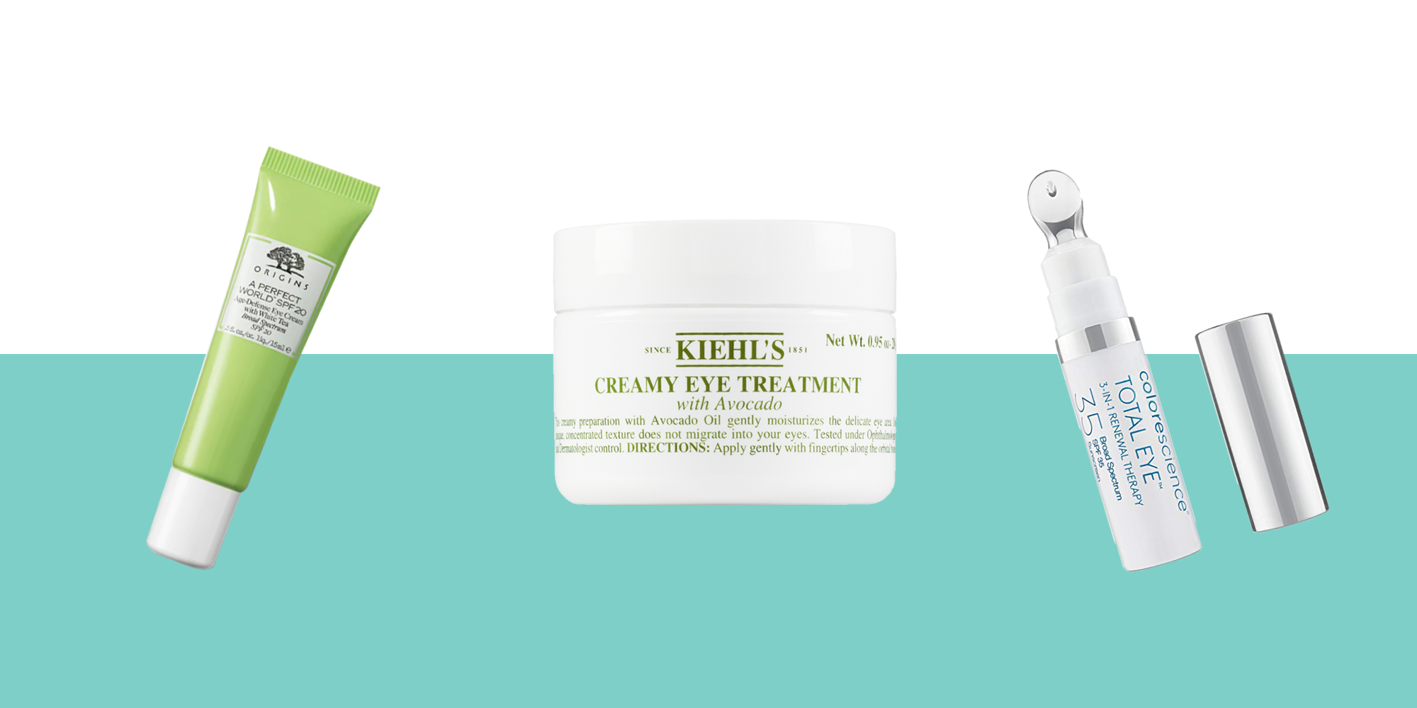 best eye cream for dry sensitive skin