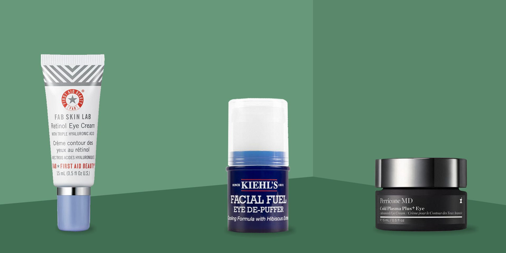 The 14 Best Eye Creams for Men With Dark Circles, Puffiness, and Everything Else