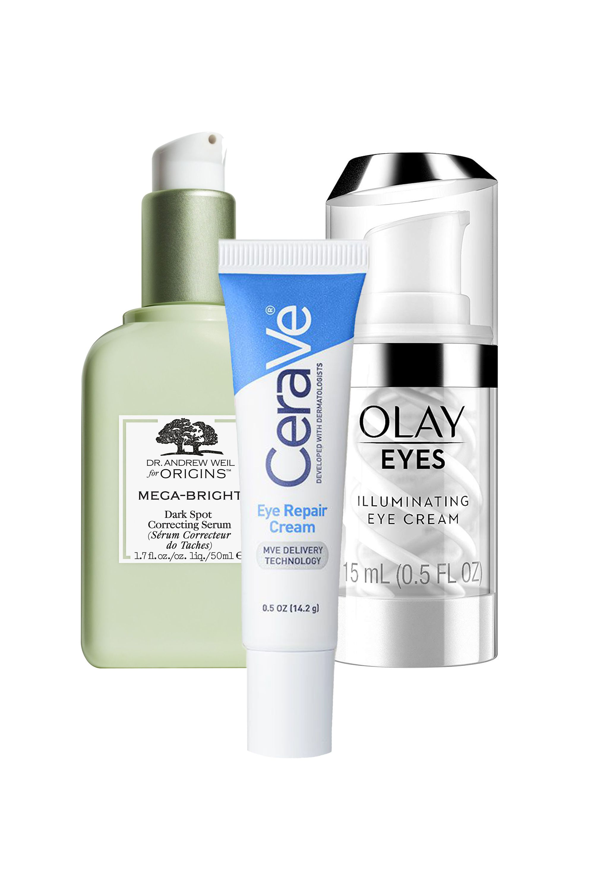 13 Best Drugstore Eye Creams - Top Creams for Crow's Feet, Puffiness