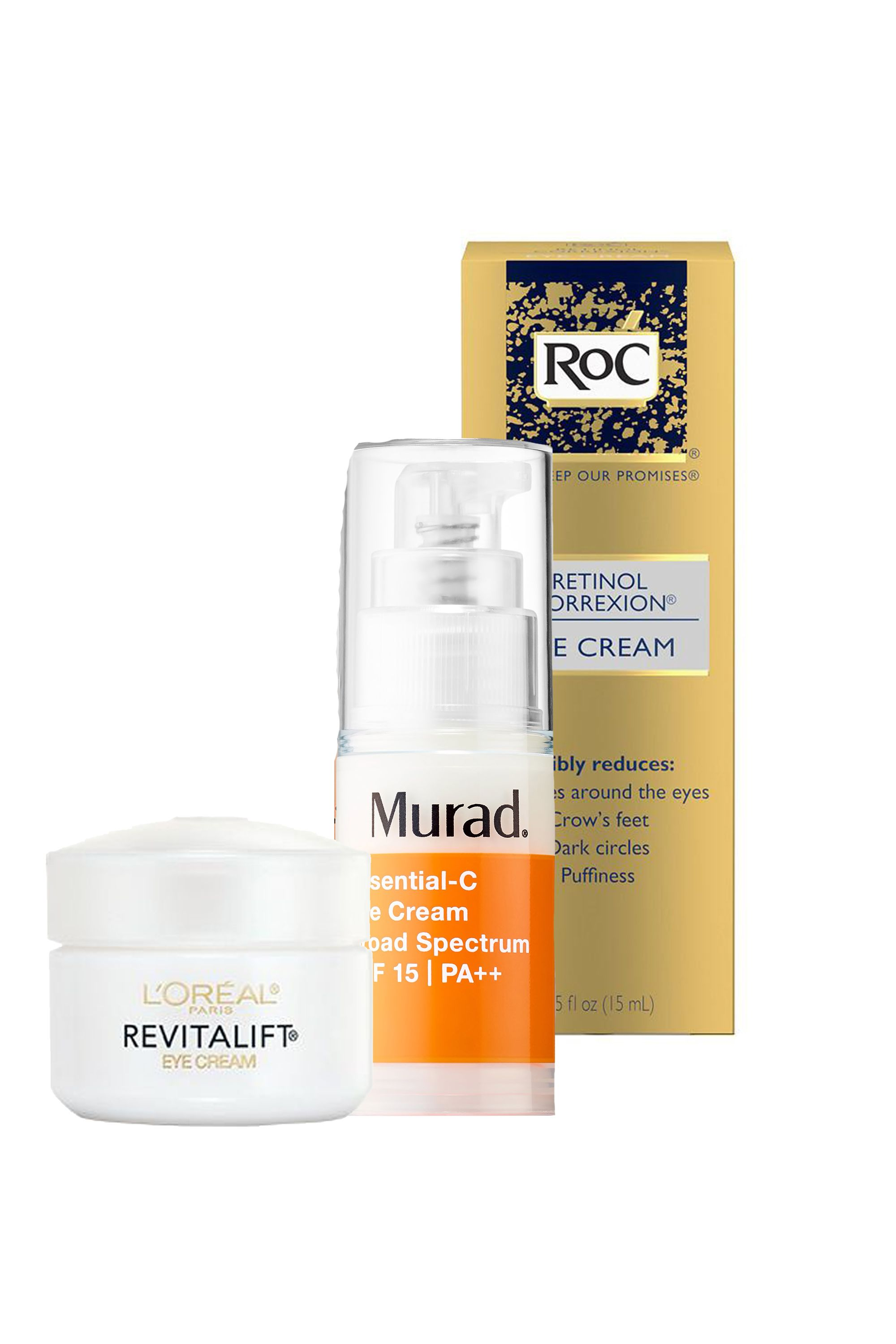 13 Best Drugstore Eye Creams Top Creams For Crow S Feet