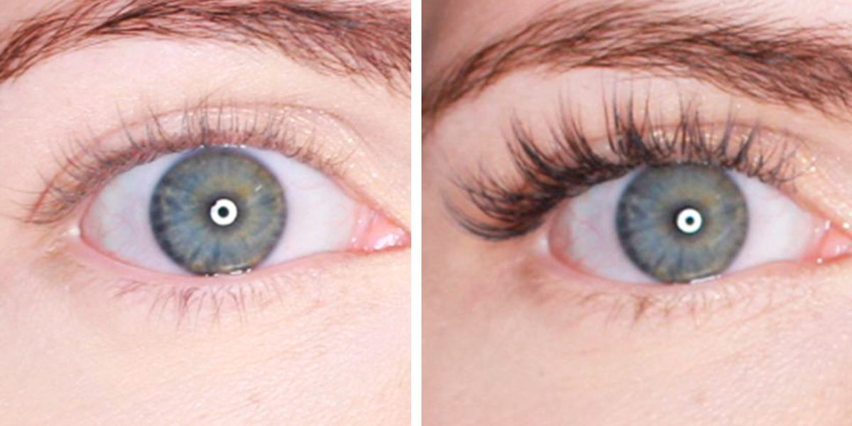 Eyelash extensions - everything you need to know. FAQs ...