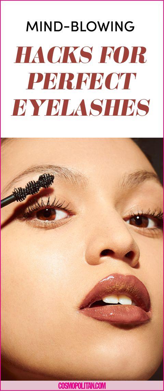 How To Apply Mascara Make Natural And Fake Lashes Look Fuller