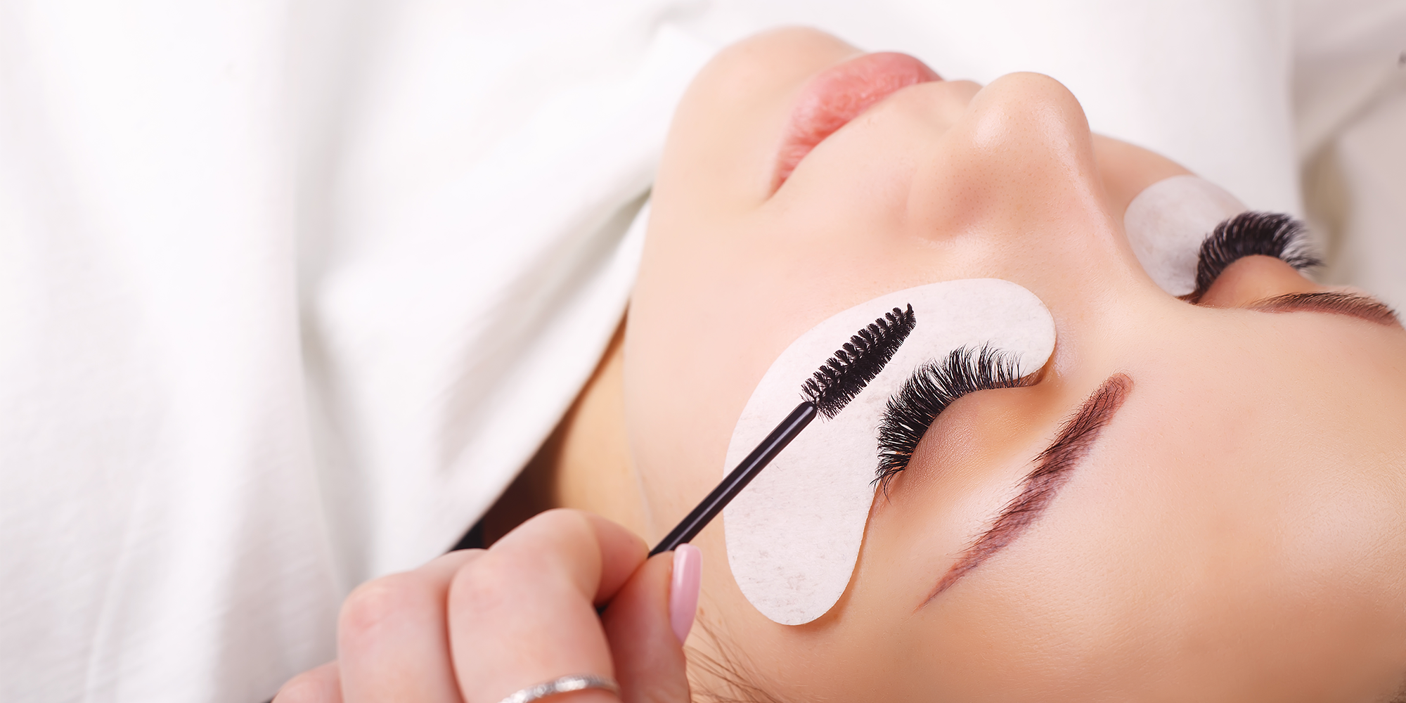 Eyelash Extensions Guide The Cost How Long They Last Before And After Photos