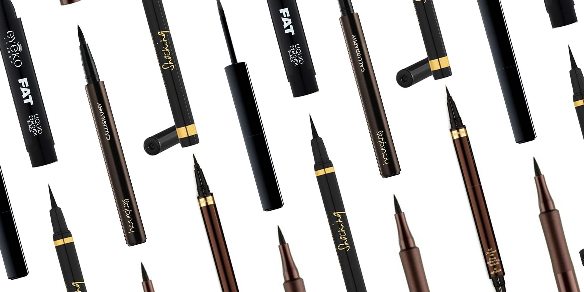 7 Liquid Eyeliners for Flawless Cat Eyes