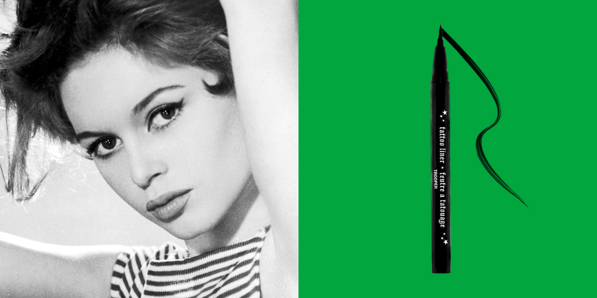 The Best Waterproof Eyeliner for the Face-Melting Heat That's to Come