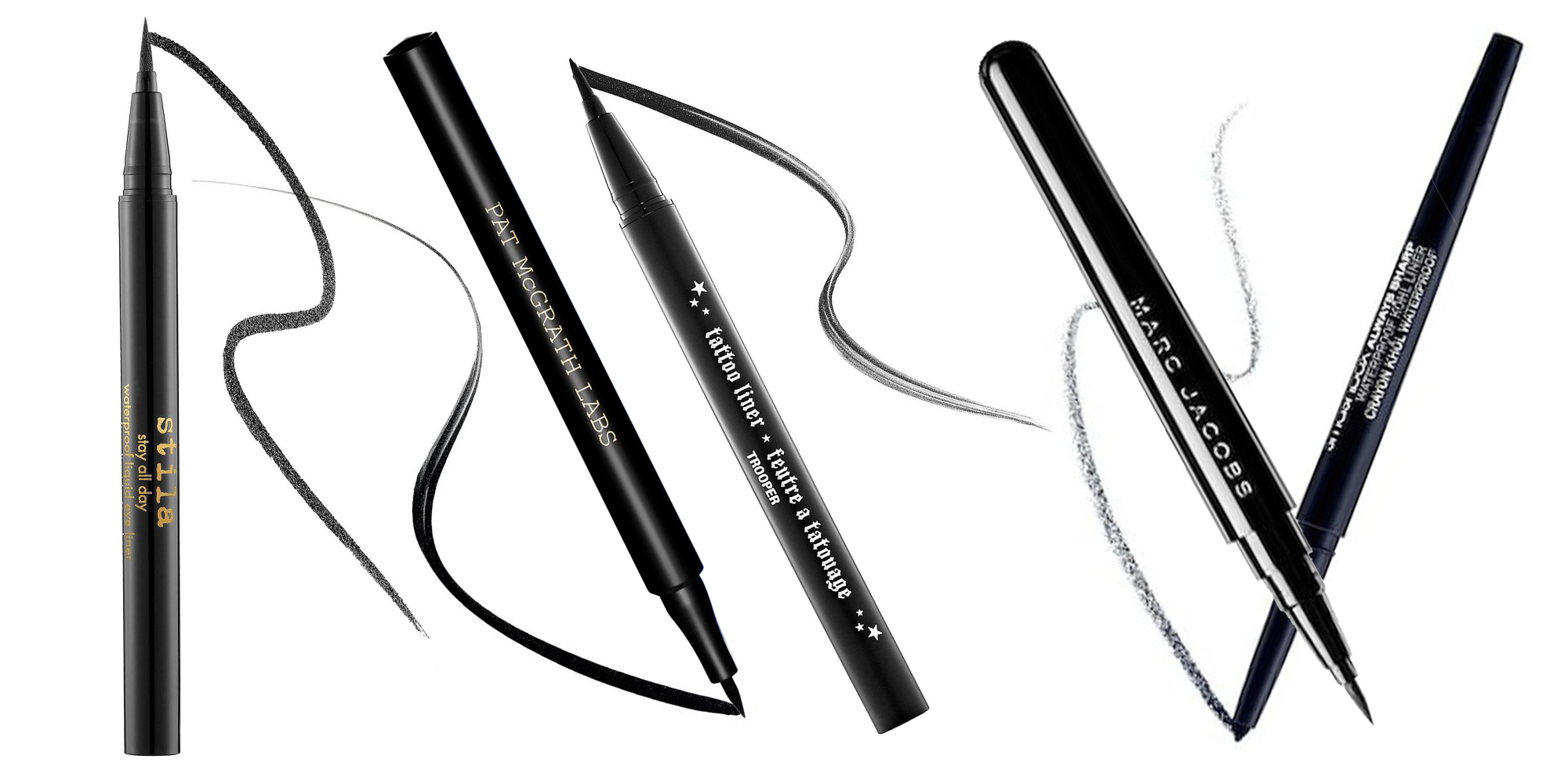 The Best Waterproof Eyeliners to Survive the Summer