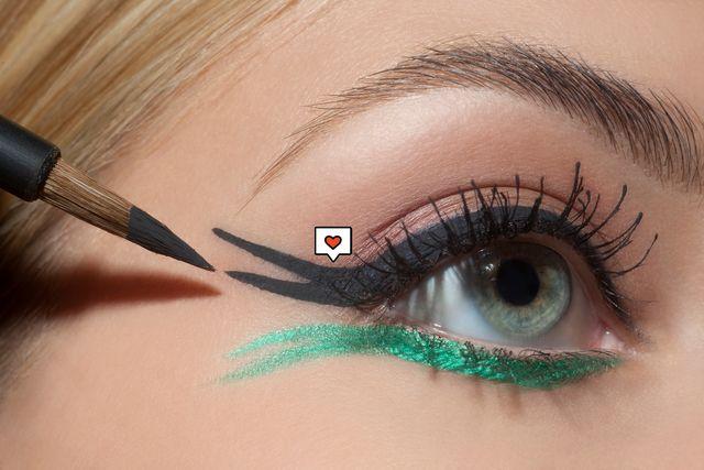 el 'eyeliner' perfecto según el signo del zodiaco