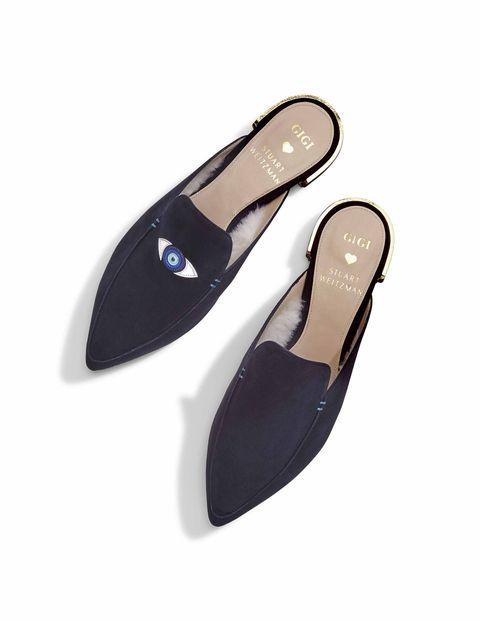 Gigi Hadids New Shoes Will Help You Ward Off Evil Spirirts Elle