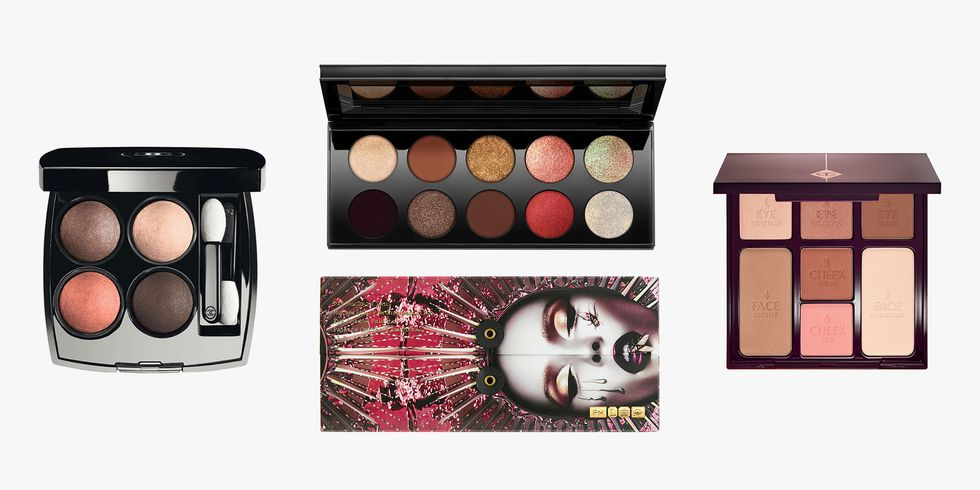 The 11 Best Eye Shadow Palettes, According to ELLE.com Editors