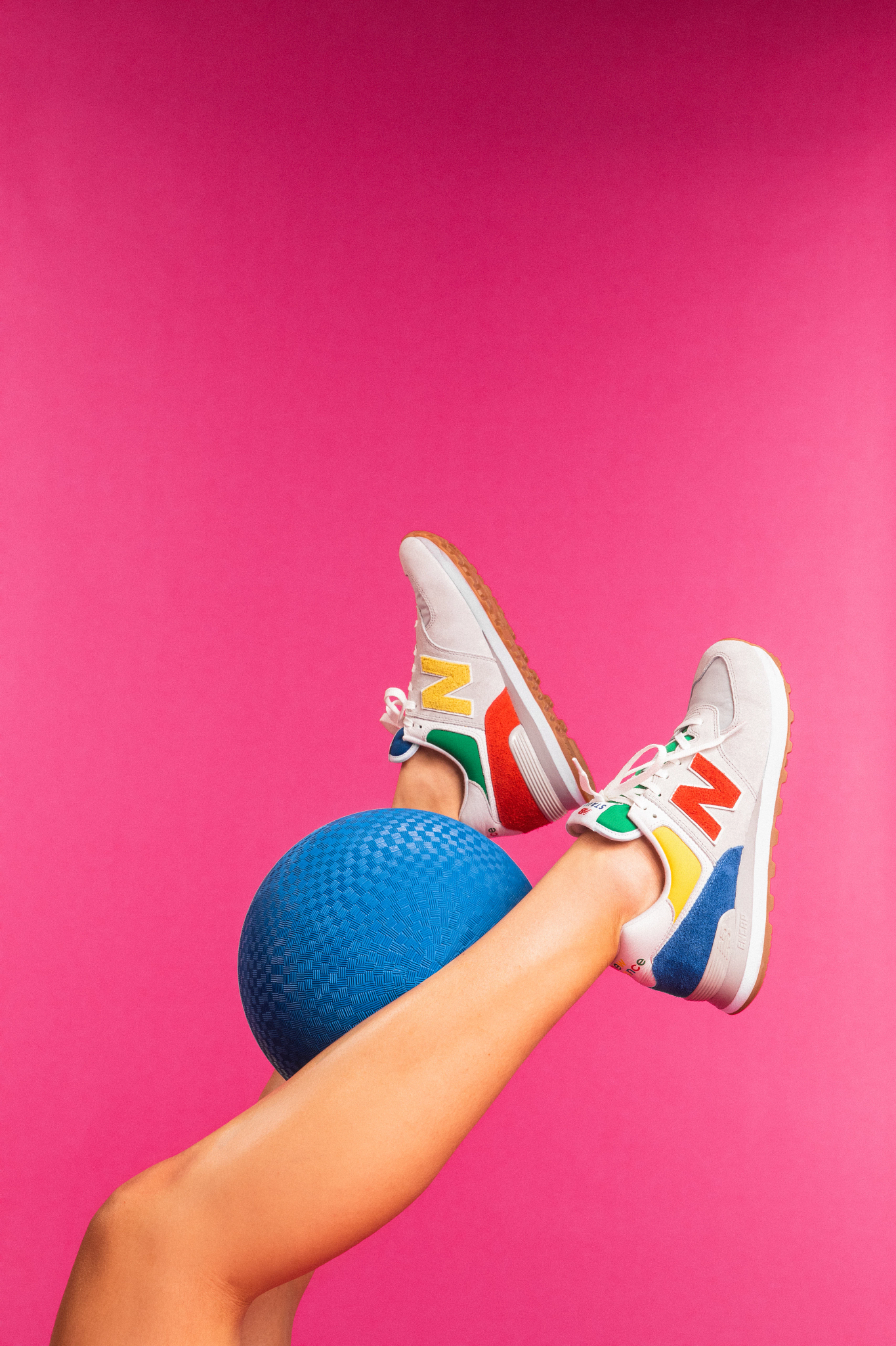 Staud and New Balance Are Back With Another Joyful Collection