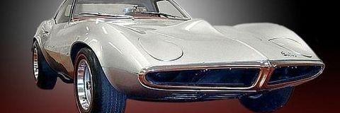 Land vehicle, Vehicle, Car, Motor vehicle, Coupé, Sports car, Classic car, Automotive design, Concept car, Hood,