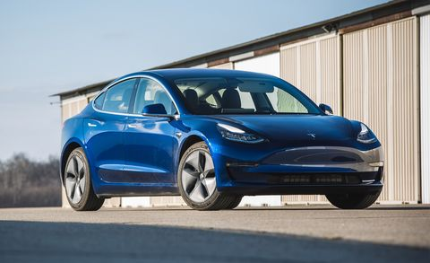 Tesla Model 3 - New Mid Range Model Announced