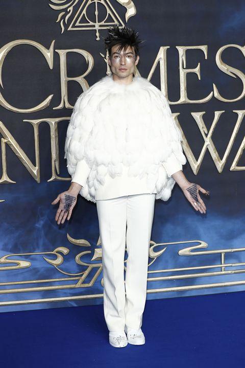 """""""Fantastic Beasts: The Crimes Of Grindelwald"""" UK Premiere - Red Carpet Arrivals"""