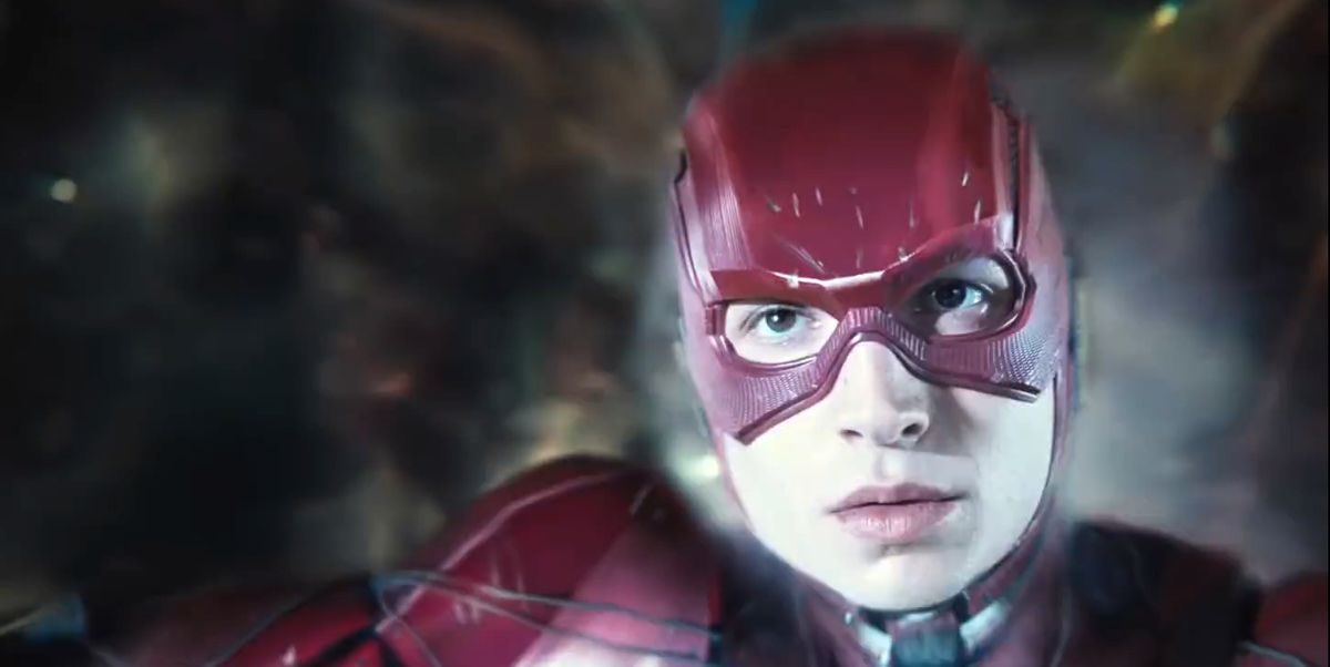 The Flash set photo teases Barry Allen double in new DC movie