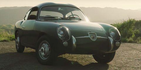 Land vehicle, Vehicle, Car, Classic car, Regularity rally, Coupé, City car, Family car, Alfa romeo 1900, Sedan,