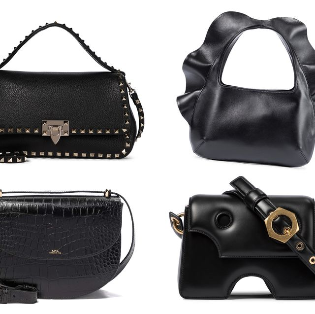 黑色特殊造型包包推薦 潮牌包推薦 farfetch年中大促買什麼清單