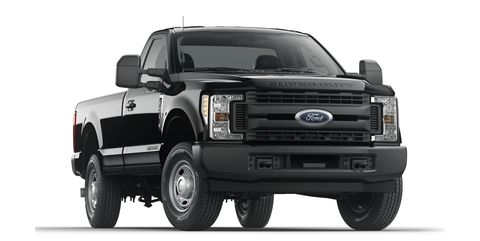 Ford F-250 Powerstroke