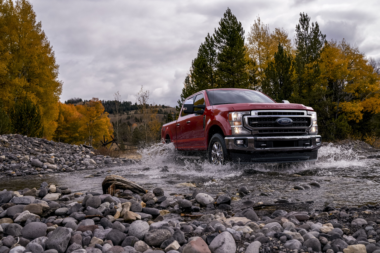 New Ford 7 3-Liter