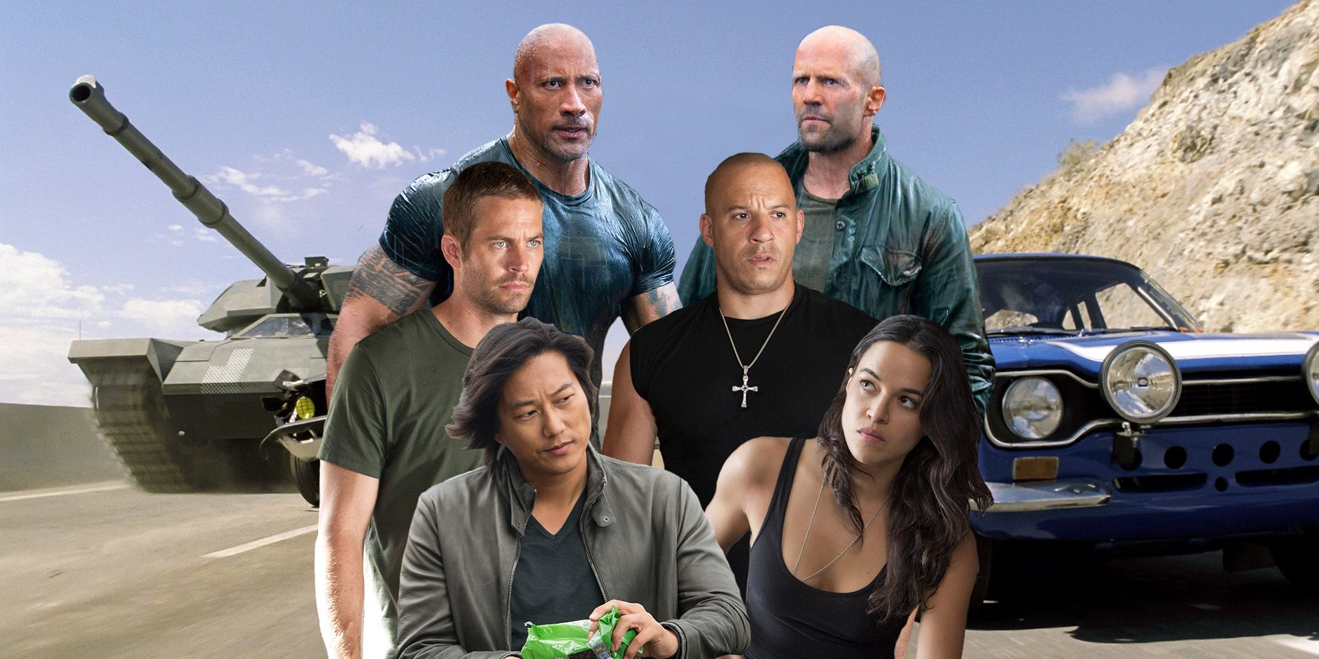 Every Fast and the Furious Movie, Ranked
