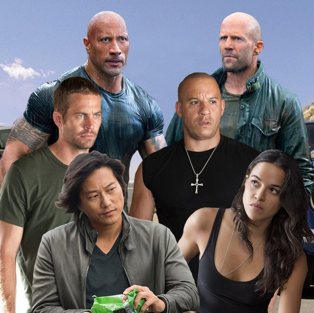 All 10 Fast And The Furious Movies Ranked From Worst To Best