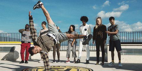 Dance, Hip-hop dance, Street dance, Performing arts, Cool, Jumping, B-boying, Event, Dancer, Street stunts,