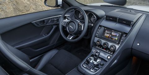 Jaguar F Type Interior >> 2020 Jaguar F Type F Type Review Pricing And Specs