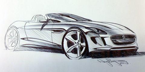 Drawing, Automotive design, Sketch, Vehicle, Car, Motor vehicle, Sports car, Performance car, Supercar, Concept car,