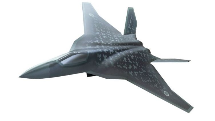 Japan Officially Has an All-New Jet Fighter In the Works