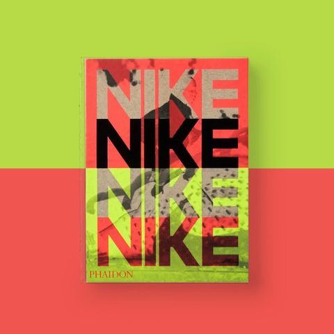 nike官方授權 第一本完整品牌專書
