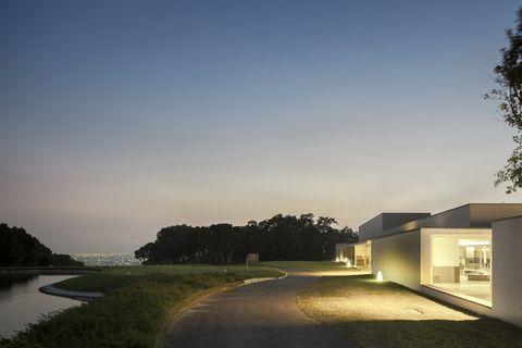 當代建築大師alvaro siza操刀!兼具品味與美學高球俱樂部「台豐玉嘉會館」正式啟用