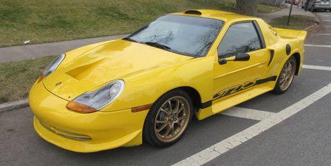 Land vehicle, Vehicle, Car, Yellow, Sports car, Motor vehicle, Coupé, Performance car, Supercar, Automotive design,